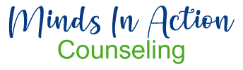 Minds In Action Counseling Logo