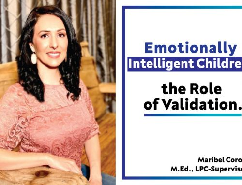 Emotionally Intelligent Children and the Role of Validation